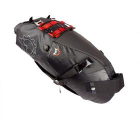 Revelate Designs Terrapin Satteltasche 14l inkl. Wasserdichtem Packsack black